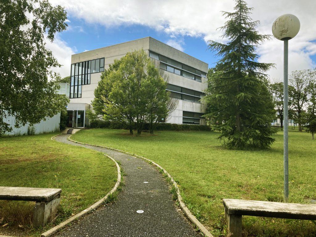 Photo d'un bâtiment des établissements Saint Jean Baptiste de la Salle